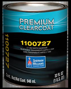 1100727 -2.1 VOC Matte Clearcoat Prod Img