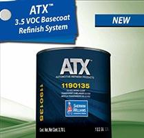 New ATX 3.5 VOC Solventborne Basecoat