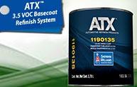 ATX 3.5 VOC Solventborne Basecoat Promo Img