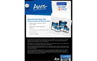 FAB Sheet - Advanced Technology That Delivers Profits and Productivity! Download Now