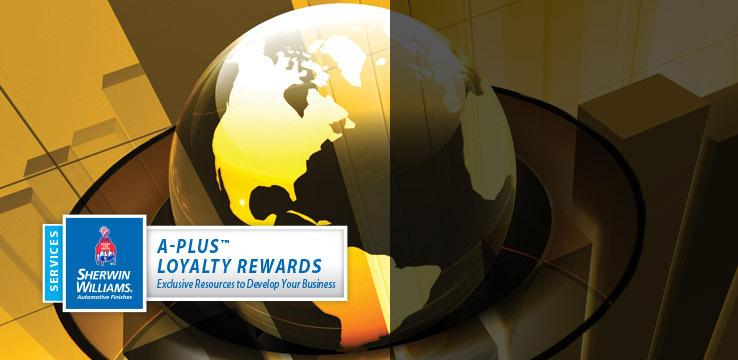 Sherwin-Williams A-Plus 俱乐部由美国宣伟公司创立的代表行业最高标准的汽车维修的专业组织。