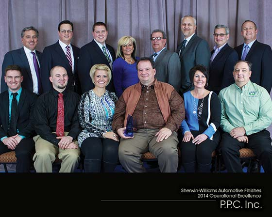 Annual Vendor Awards Announced By Sherwin-Williams Automotive 1 - other PR Img