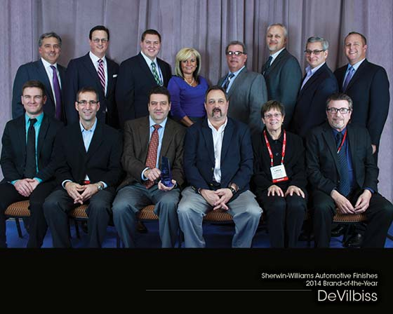Annual Vendor Awards Announced By Sherwin-Williams Automotive 2 - other PR Img