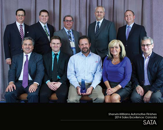 Annual Vendor Awards Announced By Sherwin-Williams Automotive 3 - other PR Img