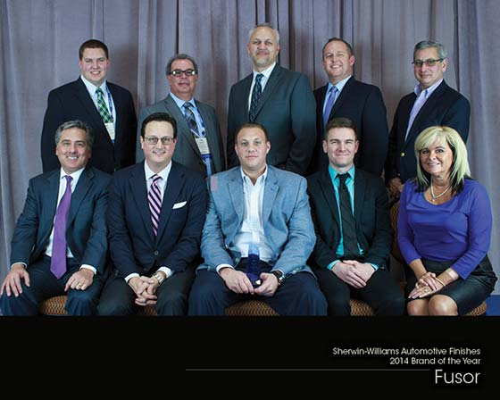 Annual Vendor Awards Announced By Sherwin-Williams Automotive 5 - other PR Img
