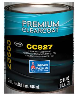 CC927 - 2.1 VOC Matte Clear With Ure-Flex Technology Prod Img
