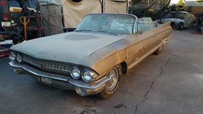 Cadillac Convertible 3