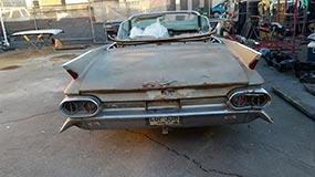 Cadillac Convertible 4