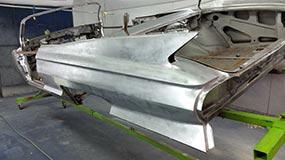 Cadillac Convertible Body Work 5