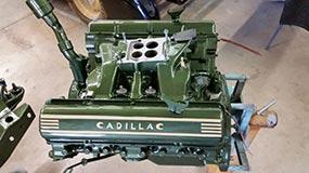Cadillac Convertible Engine 6