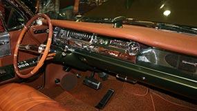 Cadillac Convertible Finished Interior