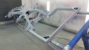 Cadillac Convertible Frame 9