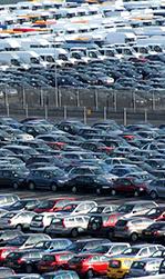 Cars Parking Lot Promo