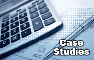 Case Studies and Calculator Promo