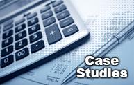 Case Studies and Calculator Promo