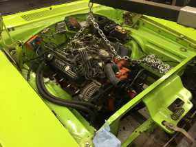 Charger Engine Img