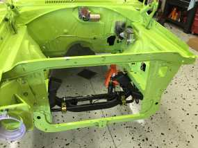 Charger Green Chassis Img