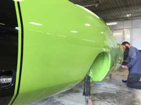 Charger Green Fender Img