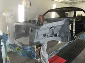 Charger Painting Chassis Img
