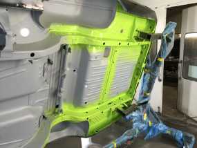 Charger Painting Under Side 2 Img