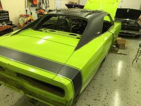 Charger Rear Img