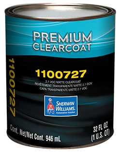 Clearcoat 1100727 Matte