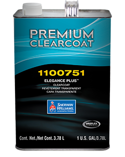 Clearcoat 1100751 Elegance Plus