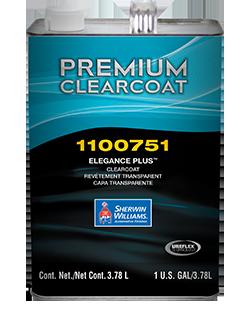 Clearcoat 1100751 Elegance Plus