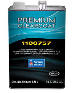 Clearcoat 1100757 Performance