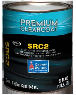 Clearcoat SRC2 Scratch Resistant