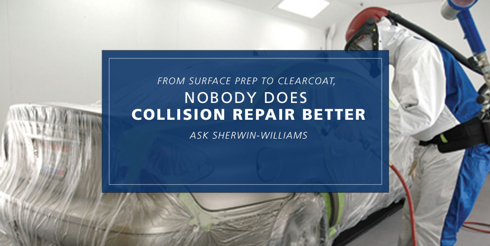 Nobody Does Collision Repair Better