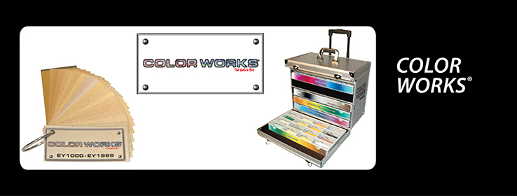 Color Works The Match Box
