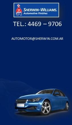 Contacto Sherwin-Williams Automotive Finishes Llamada Gratis: 1800-792-886 o mail vsarzosa@pinturascondor.com Teléfonos: (02) 401-7093 / 09-9920-5036