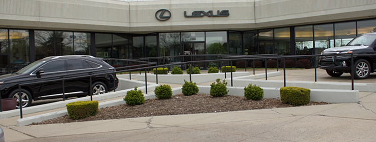 Dealership Spotlight Lexus Hero