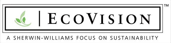 EcoVision Logo Focus on Sustainability