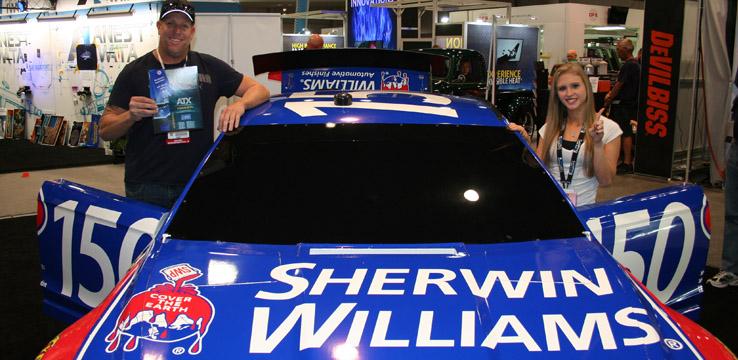 Sherwin-Williams Fastest Lap Sprint Car
