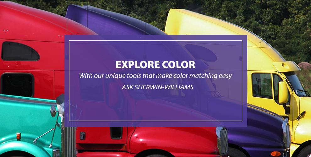 Explorer les couleurs