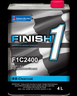 F1C2400 - 高表现力清漆