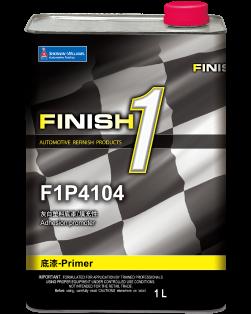 F1P4104 - 灰白塑料底漆/填充性