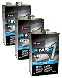 Finish 1 Clearcoats Prod