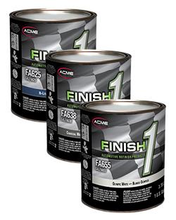 Finish 1 Factory Pack Prod