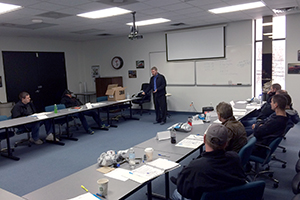 Ford Paint Center Facility Class Training