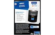 HDR22 Hail Damage Repair Process Flyer