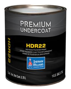 HDR22 High Build Polyester Primer Surfacer