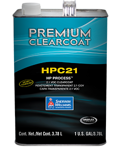HPC21 - HP Process 2.1 VOC Clear Prod Img