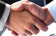 Handshake Promo