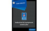 Sélecteur de couleurs unies industrielles et pour équipement