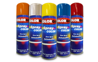 Línea Spray Color Promo Image