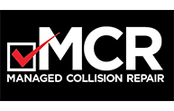 Managed Collision repair Logo Promo
