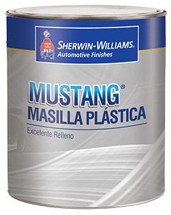 Masilla polièster Mustang